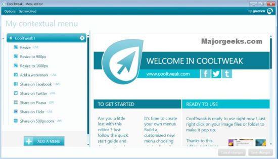 CoolTweak(图片水印添加工具)
