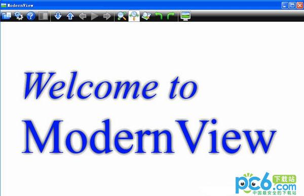 大图片浏览器(ModernView)