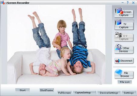 免费屏幕录像软件(I Screen Recorder)