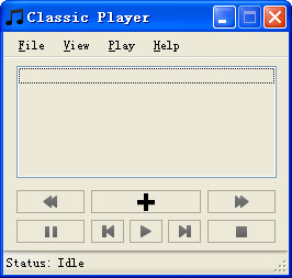 经典音乐播放器(...