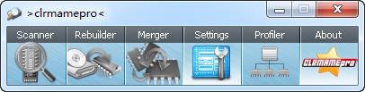 ClrMamePro ROM管理工具