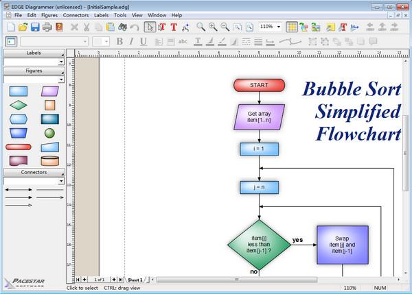 绘图工具(EDGE Diagrammer)