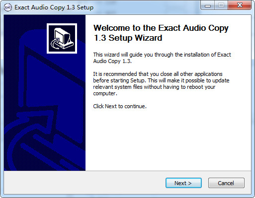 音轨抓取工具Exact Audio Copy