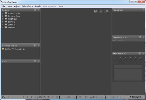 FastRawViewer(图片查看工具)