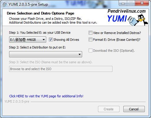 多系统U盘启动盘制作工具(YUMI) v2.0.4.7官方版