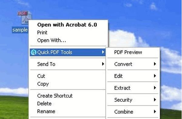 PDF编辑(Quick PDF Tools)