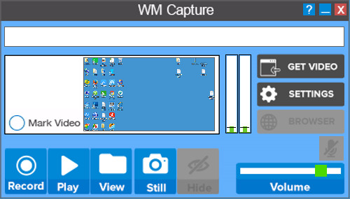 WM Capture(屏幕...