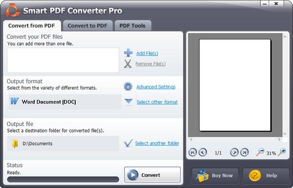 Smart PDF Converter(PDF转换器)