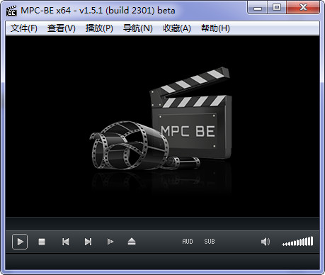 MPC播放器(MPC-BE) v1.5.1.2301中文版