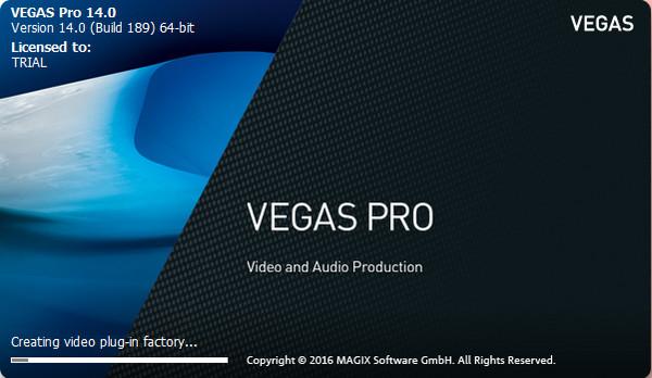 Vegas Pro 14(视频制作鸿运国际娱乐)