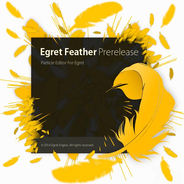 Egret Feather