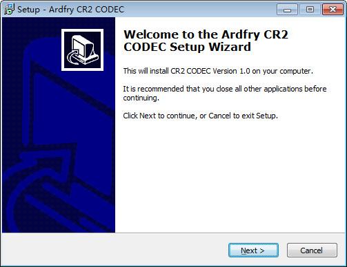 佳能cr2补丁 v1.0.2.0