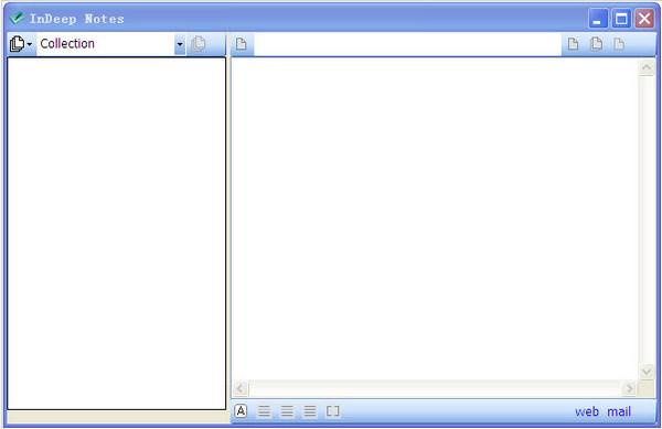 InDeep Notes(记事软件) 2.0.1绿色版