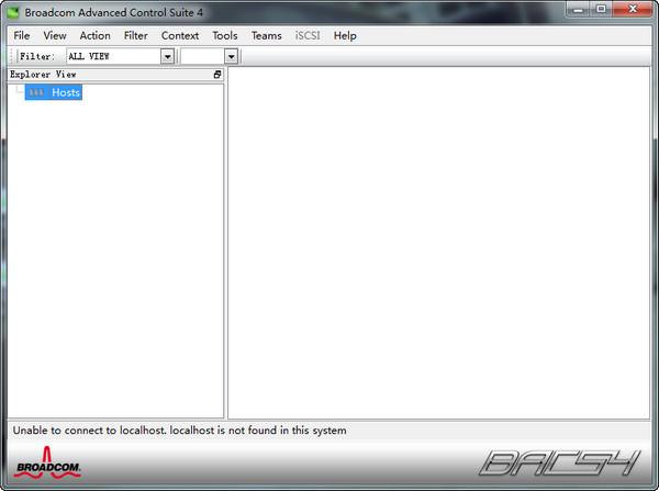 博通网卡管理软件