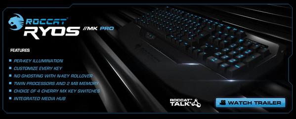 冰豹键盘设置软件Roccat Talk v2.4正式版