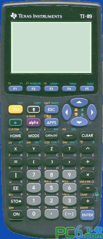 TI-89计算器模拟器(TI-89 Emulator)