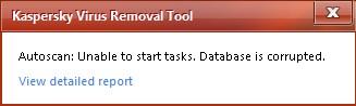 卡巴斯基病毒清除工具 11.0.1.1245官方版
