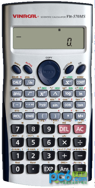 卡西欧Vn-570M模拟计算器 1.0绿色版