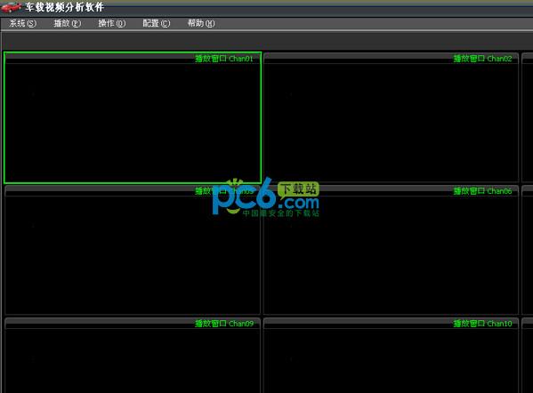 车载视频分析软件(MVA)