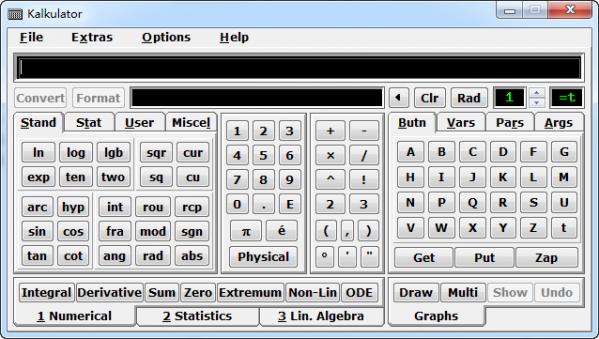 科学计算器(Kalkulator) v2.5绿色版