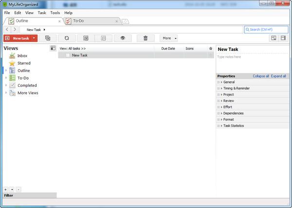 MyLifeOrganized V4.1免费版