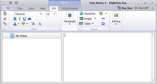 Tree Notes(树形图备忘录) v4.522官方版