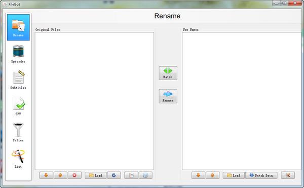 filebot(影视文件更名工具) v4.7.9.2免费版