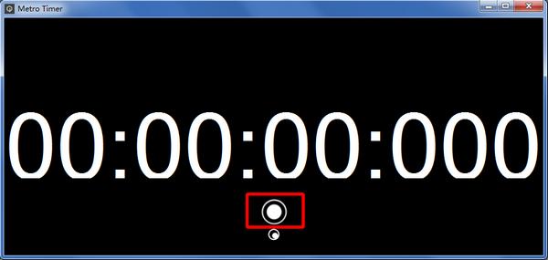 桌面计时器(Metro Timer) 1.0 绿色免费版