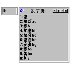 坐标码输入法 v1.0官方版