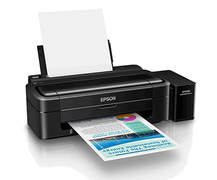 爱普生l313打印机清零软件