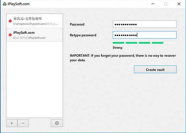 Cryptomator(网盘加密工具)