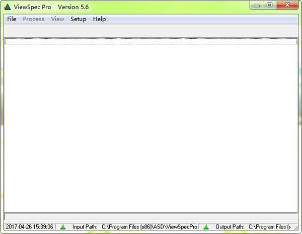 ViewSpecPro(asd光谱数据处理软件)