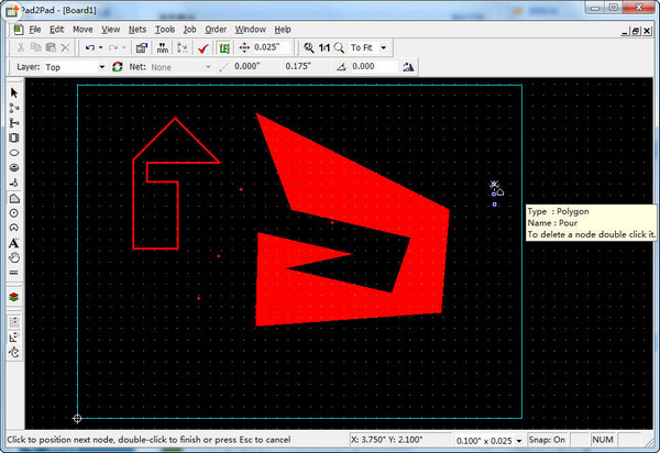 pcb电路设计软件Pad2Pad V1.9.97.4320 官方版