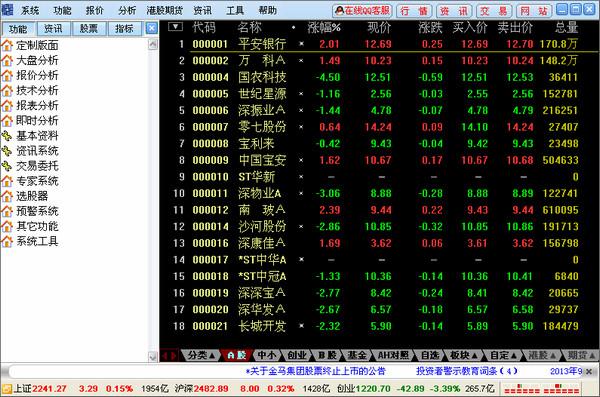 国海证券交易系统