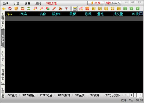东北亚贵金属交易所行情分析软件