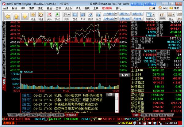 首創證券網上交易客戶端