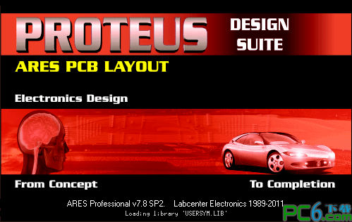 Proteus Pro 7.8 sp2 汉化免费版