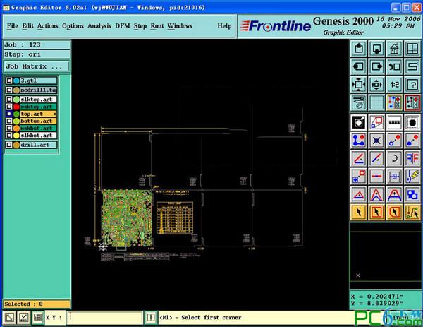 genesis2000 v9.1 免费版软件