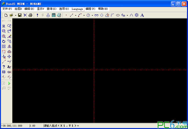 线切割编程软件(Band5 WEDM) 2.1 免费版