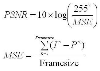 PSNR计算工具