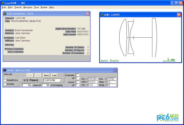 LensVIEW光学设计软件 v1.0