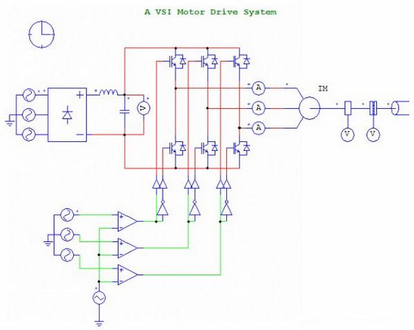 电子电路分析与设计(psim)
