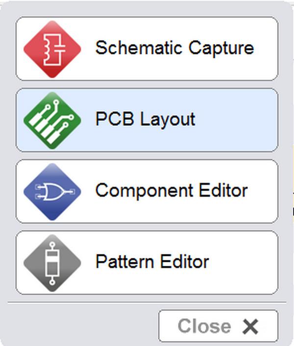PCB设计软件(Dip...