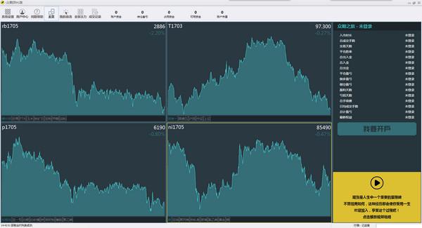 众期货期货交易软件