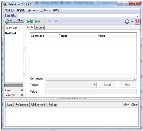 selenium IDE安装包(附安装教程)