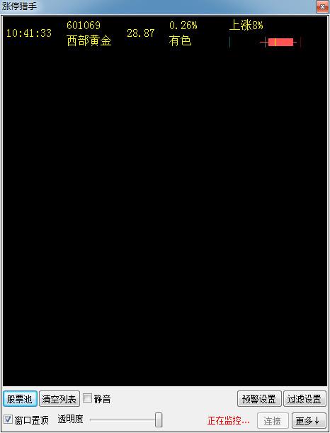 涨停猎手 1.0.1官方版