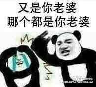 熊猫打人表情