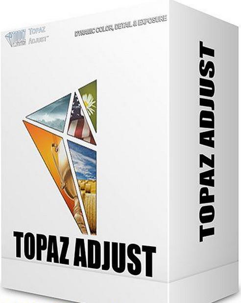 Topaz Adjust滤...