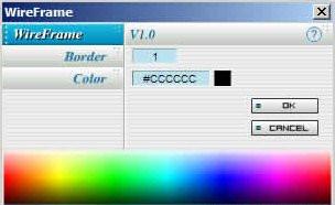 WireFrame插件 v1.01
