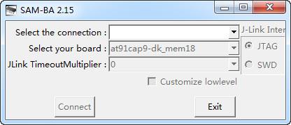 SAM-BA编程工具